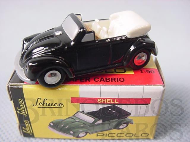 Brinquedo antigo Volkswagen Cabriolet Série Piccolo Década de 1990