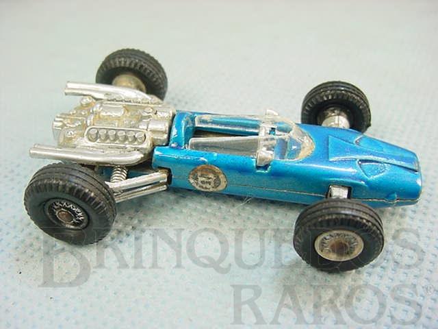 Brinquedo antigo Cooper Maserati F1 Penny Politoys Década de 1960