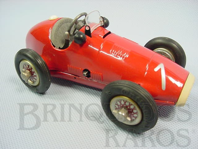 Brinquedo antigo Carro de Corrida 1070 Grand Prix Racer Made in US Zone Década de 1950