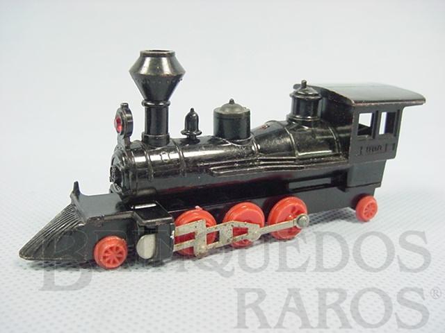 Brinquedo antigo Locomotiva Apontador de Lápis Década de 1970