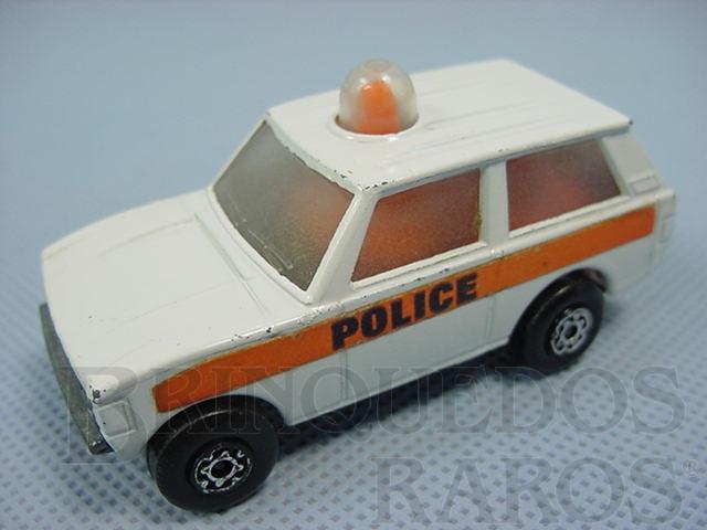 Brinquedo antigo Police Patrol Rola-Matics