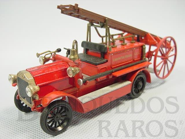 Brinquedo antigo Caminhão Escada Dennis 1920 Década de 1980