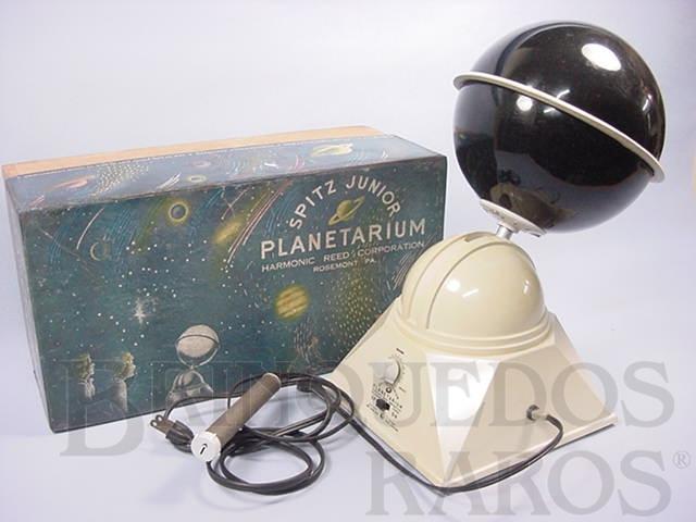Brinquedo antigo Planetário Spitz Junior Planetarium Década de 1950