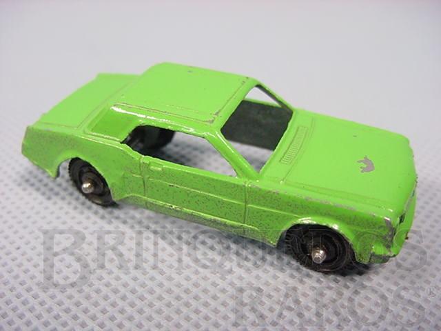 Brinquedo antigo Ford Mustang Década de 1960