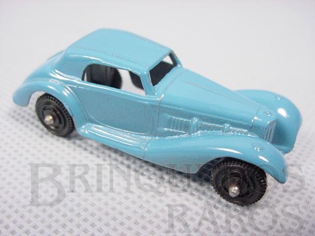 Brinquedo antigo Mercedes Benz 1939 Década de 1960