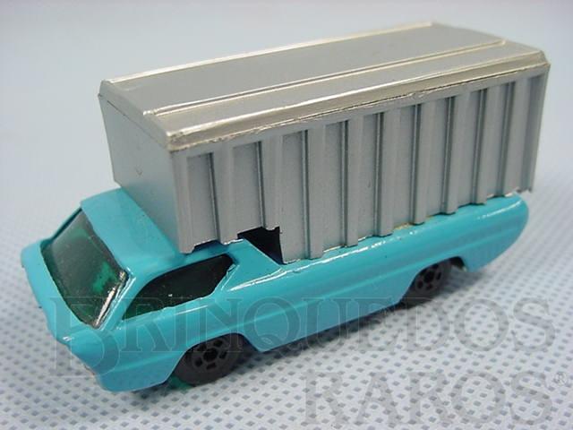 Brinquedo antigo Transporter Muky Superveloz variação do Deora lançado pela Hot Wheels em 1968 Década de 1970