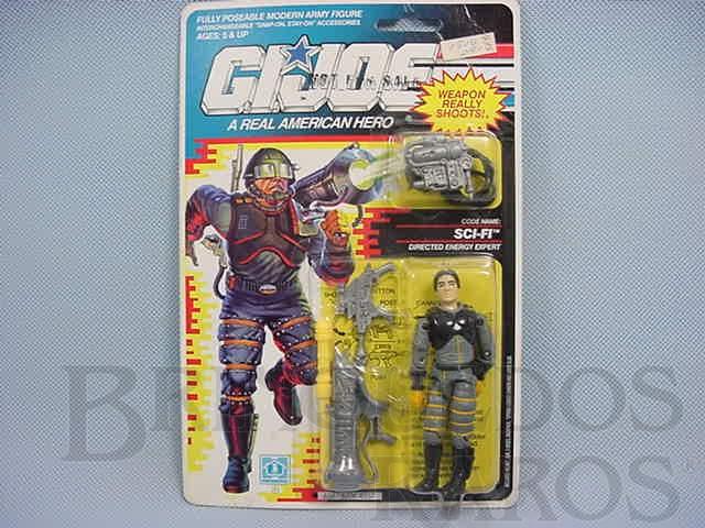 Brinquedo antigo Sci-Fi completo lacrado Ano 1990