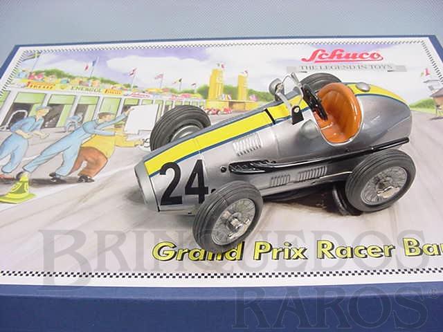 Brinquedo antigo Conjunto para montar Maserati 250 F Monza 1957 com Ferramentas e Pneus sobressalentes Grand Prix Racer 1070 Réplica do Carro fabricado na década de 1950 Edição Limitada 1.000 unidades produzidas Ano 2006
