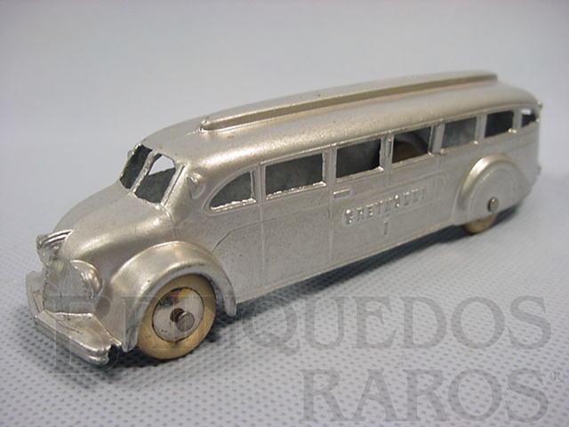 Brinquedo antigo Ônibus com 14,00 cm de comprimento Série Jumbos Década de 1930