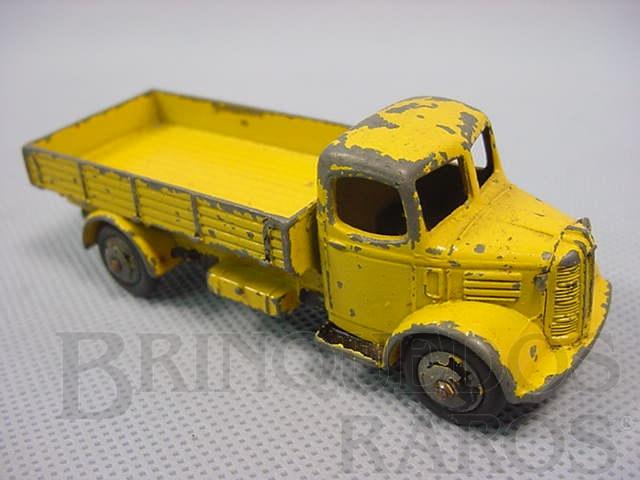 Brinquedo antigo Austin Truck amarelo Ano 1950