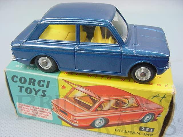Brinquedo antigo Ilman Imp. Ano 1965