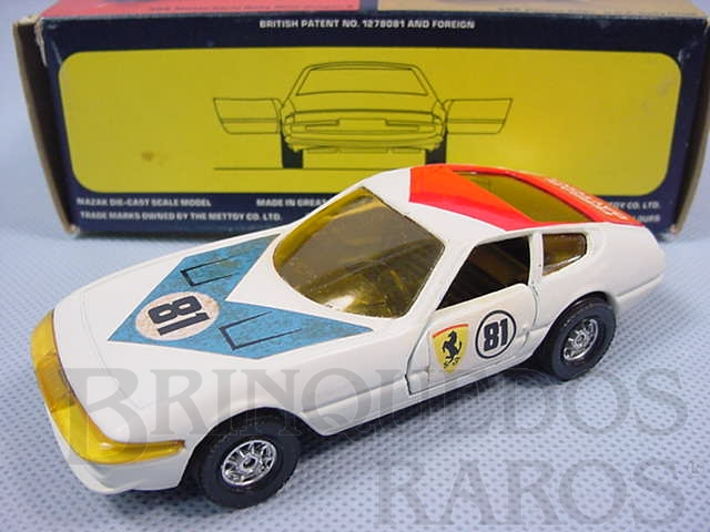 Brinquedo antigo Ferrari Daytona 365 GTB/4