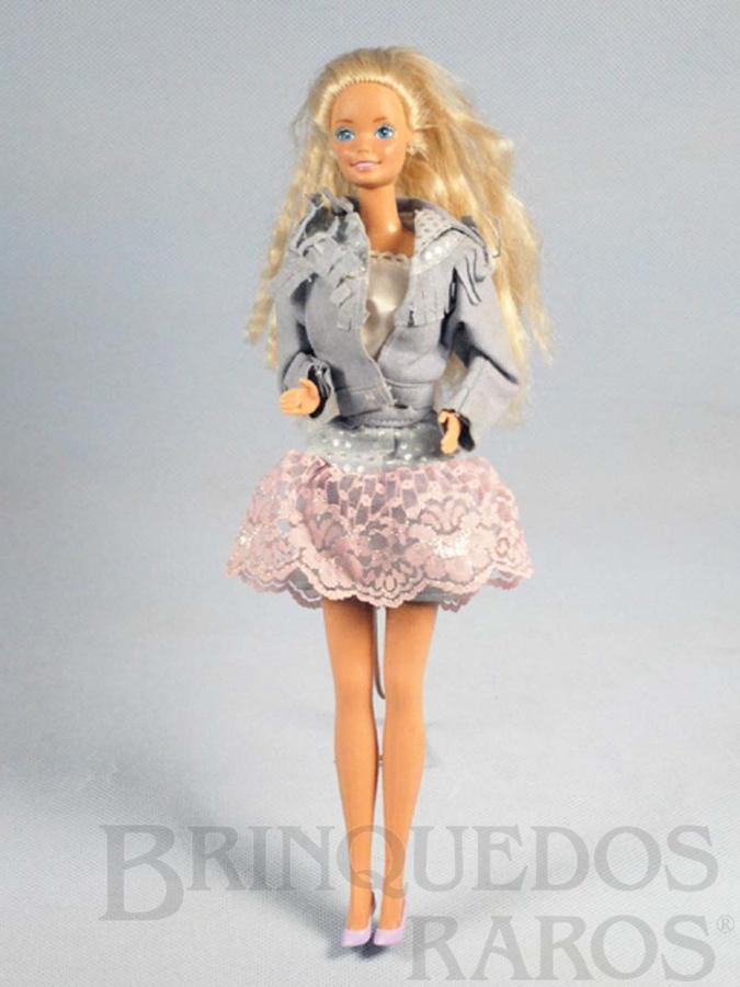 Brinquedo antigo Boneca Barbie Década de 1980