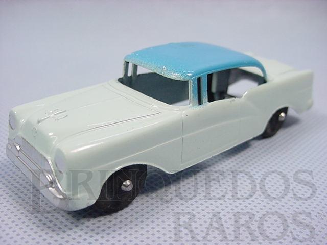 Brinquedo antigo Oldsmobile 88 com 11,00 cm de comprimento Década de 1950