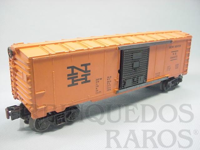 Brinquedo antigo Vagão 6464725 Box New Haven Ano 1956