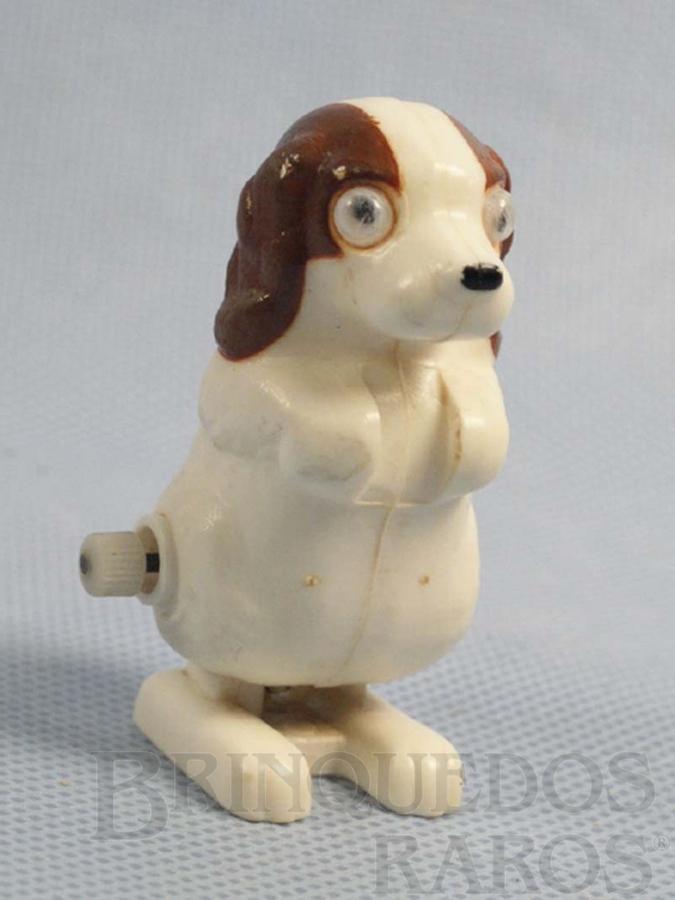 Brinquedo antigo Cachorro com 5,00 cm de altura Coleção Patotinha  Ano 1982
