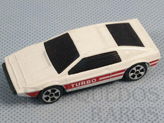 Brinquedo antigo Lotus Esprit Turbo Brazilian Corgi Jr Kiko Década de 1980