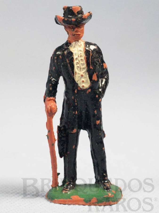 Brinquedo antigo Bat Masterson Década de 1960