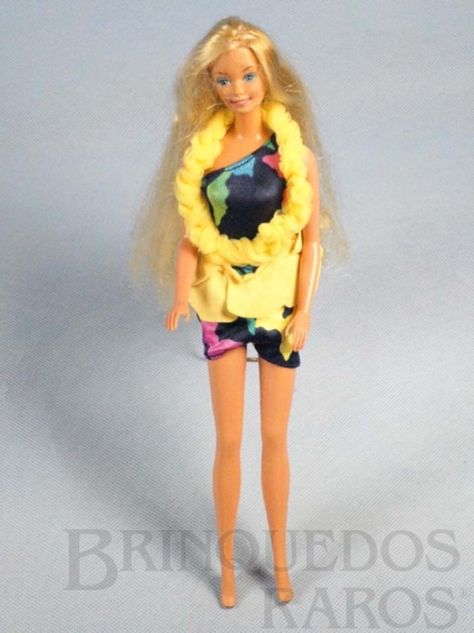 Brinquedo antigo Skipper irmã da Barbie Tropical Serie Década de 1980