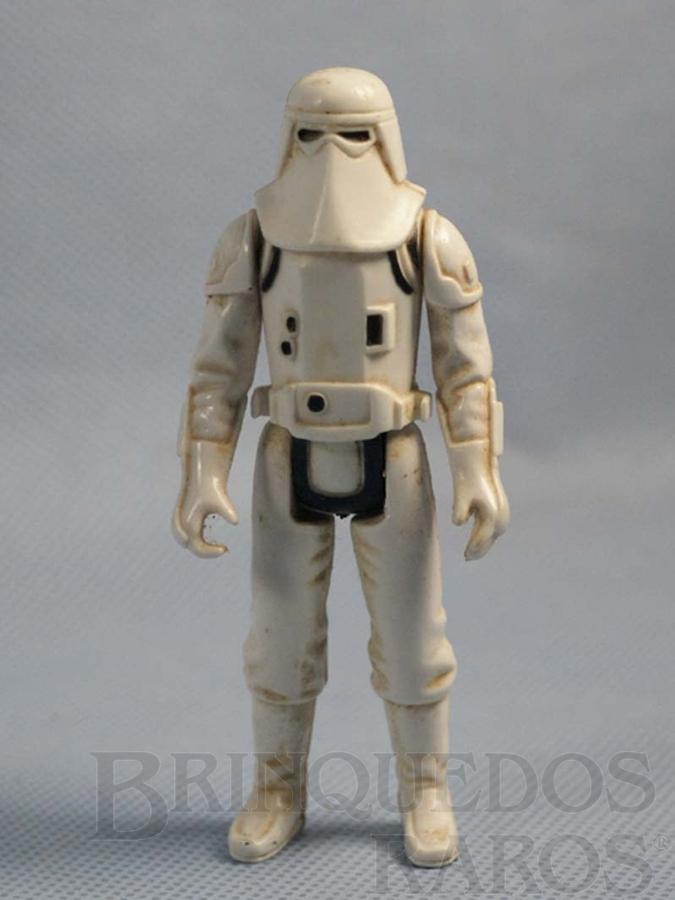 Brinquedo antigo Stormtrooper Star Wars Lucas Film Década de 1980