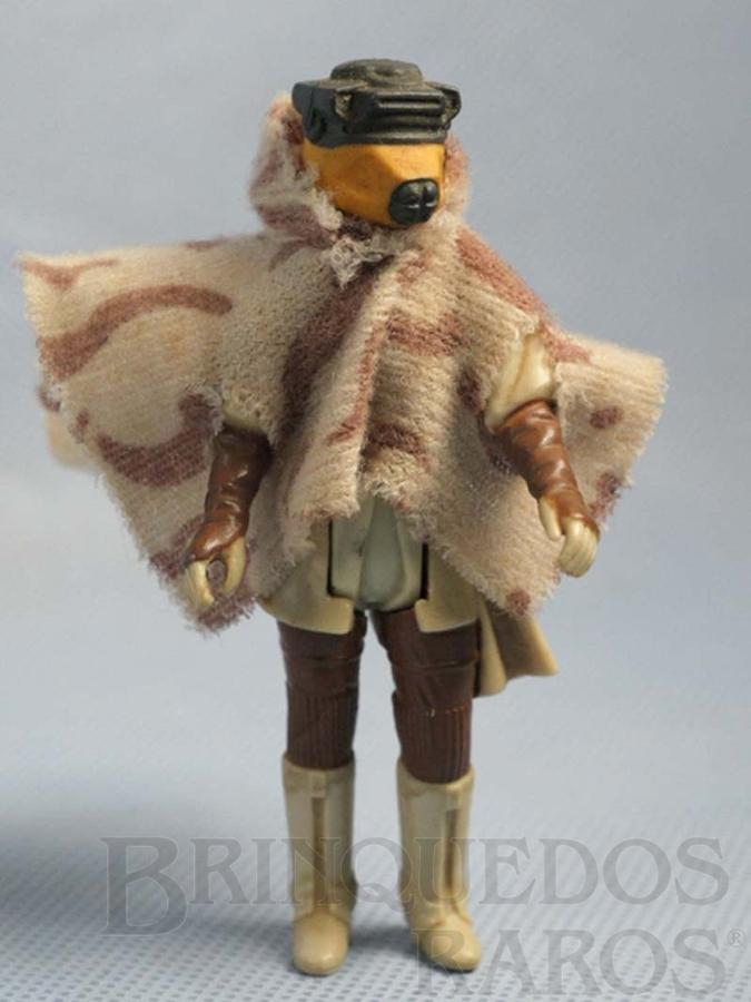 Brinquedo antigo Princesa Leia Organa Princess Leia Boushh Disguise Star Wars Lucas Film Década de 1980