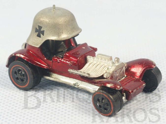 Brinquedo antigo Red Baron Hot Wheels Ano 1970