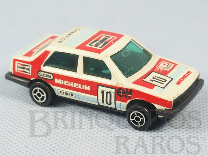 Brinquedo antigo Seat Malaga Rally Década de 1970