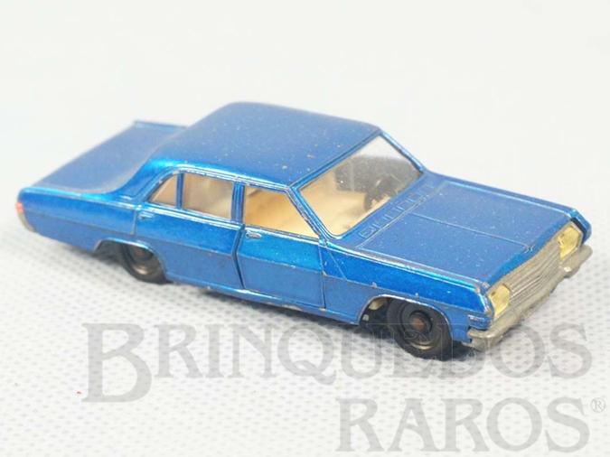 Brinquedo antigo Opel Kapitan Década de 1970