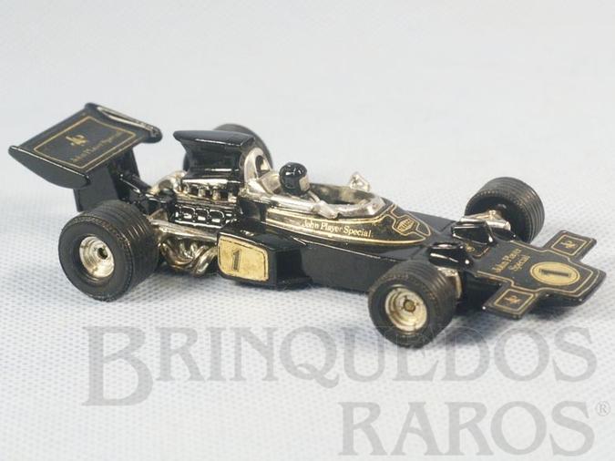 Brinquedo antigo Lotus 72C John Player Special Década de 1980