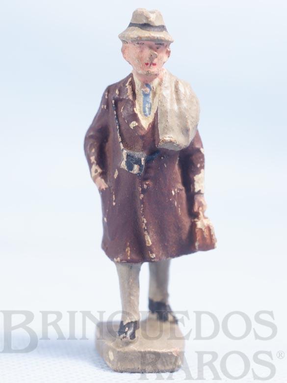 Brinquedo antigo Passageiro Bitola 1 Década de 1930