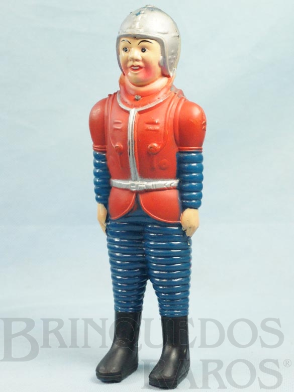 Brinquedo antigo Boneco Herói do Espaço Década de 1960