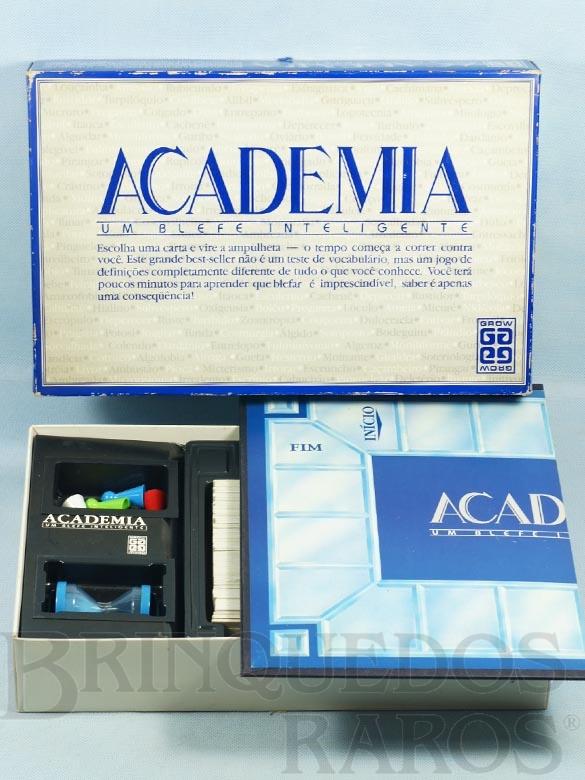 Brinquedo antigo Jogo Academia completo Década de 1980