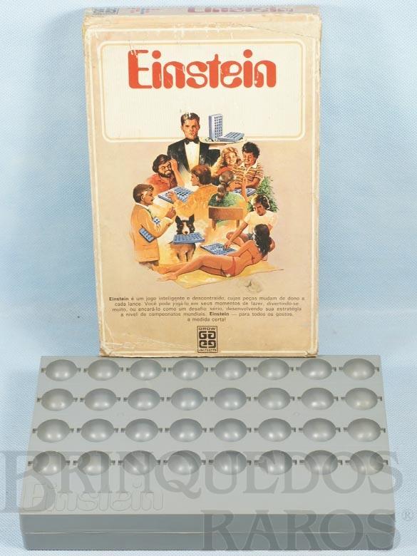 Brinquedo antigo Jogo Einstein completo Década de 1980