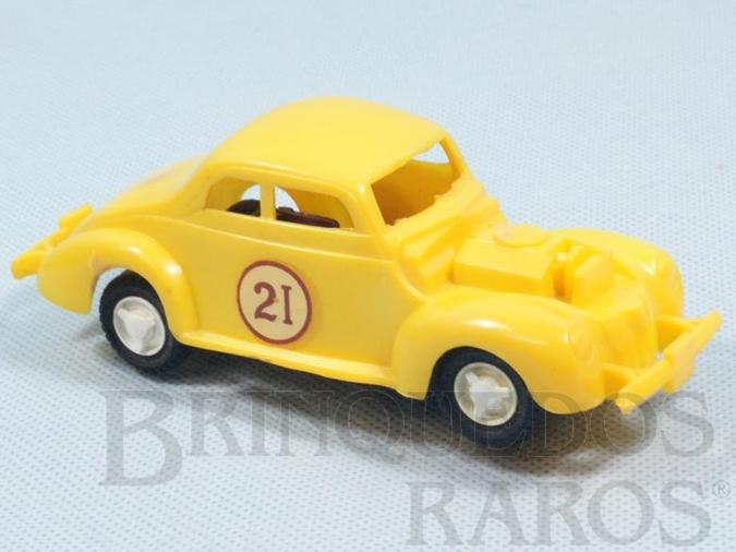 Brinquedo antigo 1940 Ford Jalopy Car Autorama Década de 1950