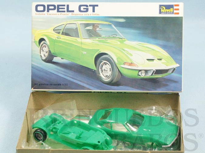 Brinquedo antigo Carro Opel GT Década de 1970