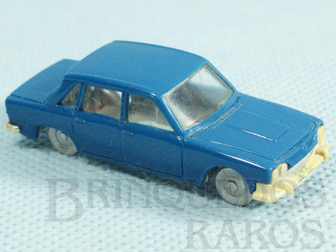 Brinquedo antigo Triumph 2000 1968 com 6,00 cm de comprimento Década de 1960