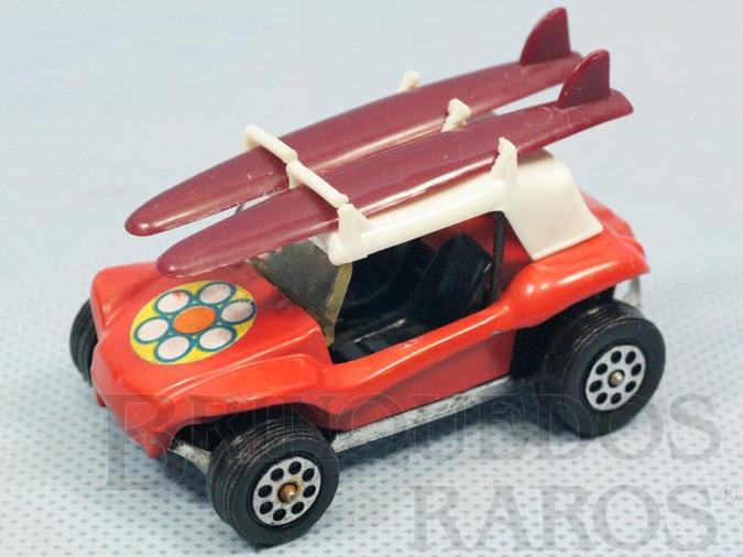 Brinquedo antigo GP Beach Buggy Década de 1970