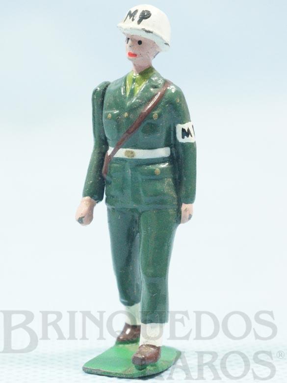 Brinquedo antigo Soldado americano Military Police Década de 1970