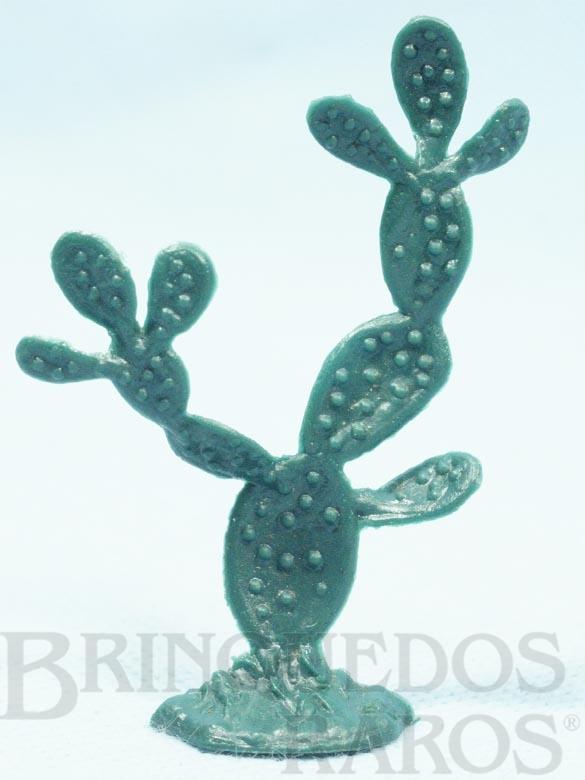 Brinquedo antigo Cactus com 7,00 cm de altura Década de 1970