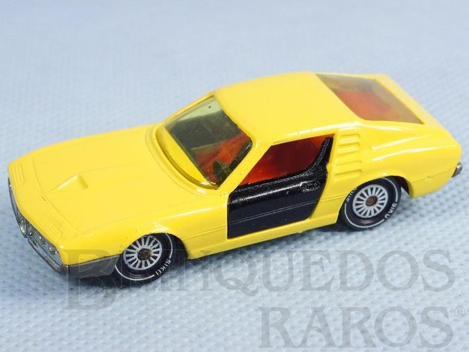 Brinquedo antigo Alfa Romeo Montreal Brasilianische Siku Alfema