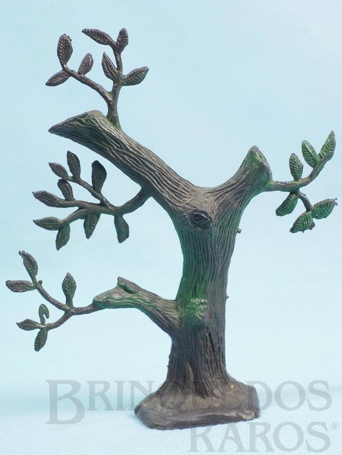 Brinquedo antigo Árvore pequena Série África Misteriosa Década de 1960