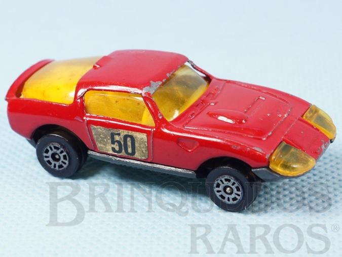 Brinquedo antigo Austin Healey Le Mans Sprite Corgi Jr Whizzwheels