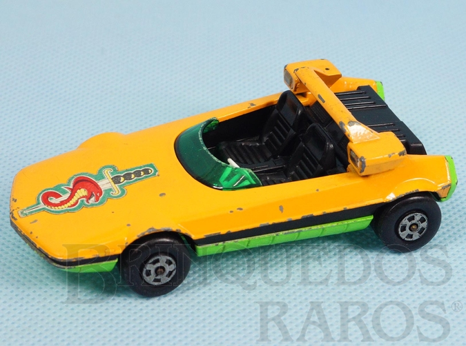 Brinquedo antigo Bertone Runabout Speed Kings