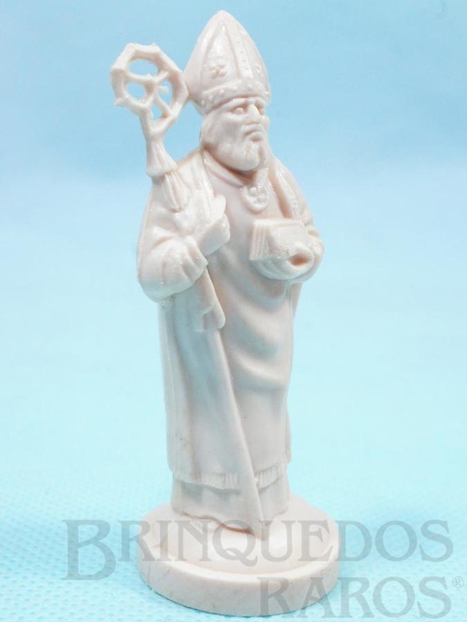 Brinquedo antigo Bispo para Jogo Xadrez do Rei Arthur e Xadrez do Mequinho Década de 1970