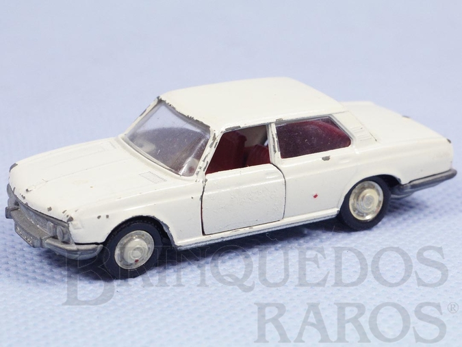 Brinquedo antigo BMW 2800 branca