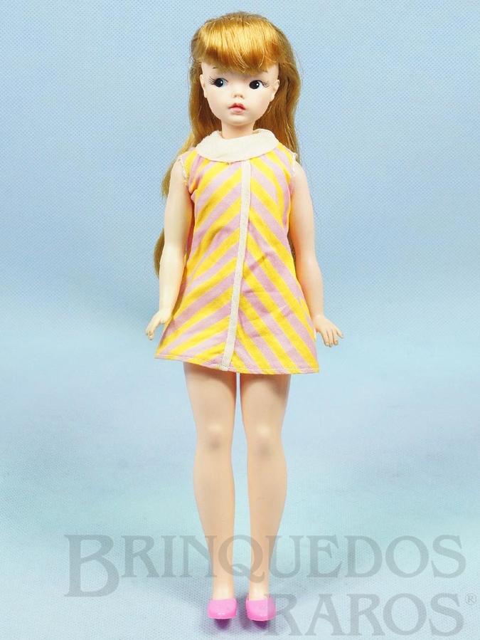 Brinquedo antigo Boneca Susi 100% original Olhos Pintados Primeira Série Ano 1968