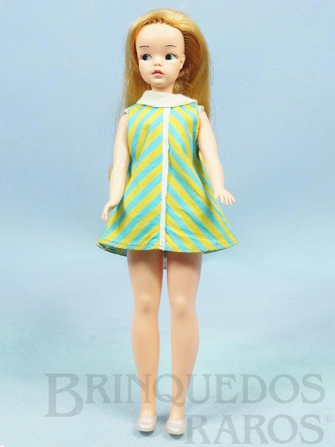 Brinquedo antigo Boneca Susi 100% original Olhos Pintados Primeira Série Completa Ano 1966