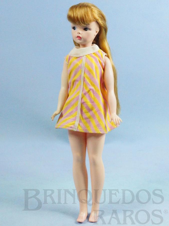 Brinquedo antigo Boneca Susi 100% original Olhos Pintados Primeira Série Faltam os sapatos Ano 1968