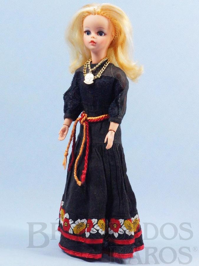 Brinquedo antigo Boneca Susi Série Pulsos móveis 100% original Perfeito estado Completa Ano 1980