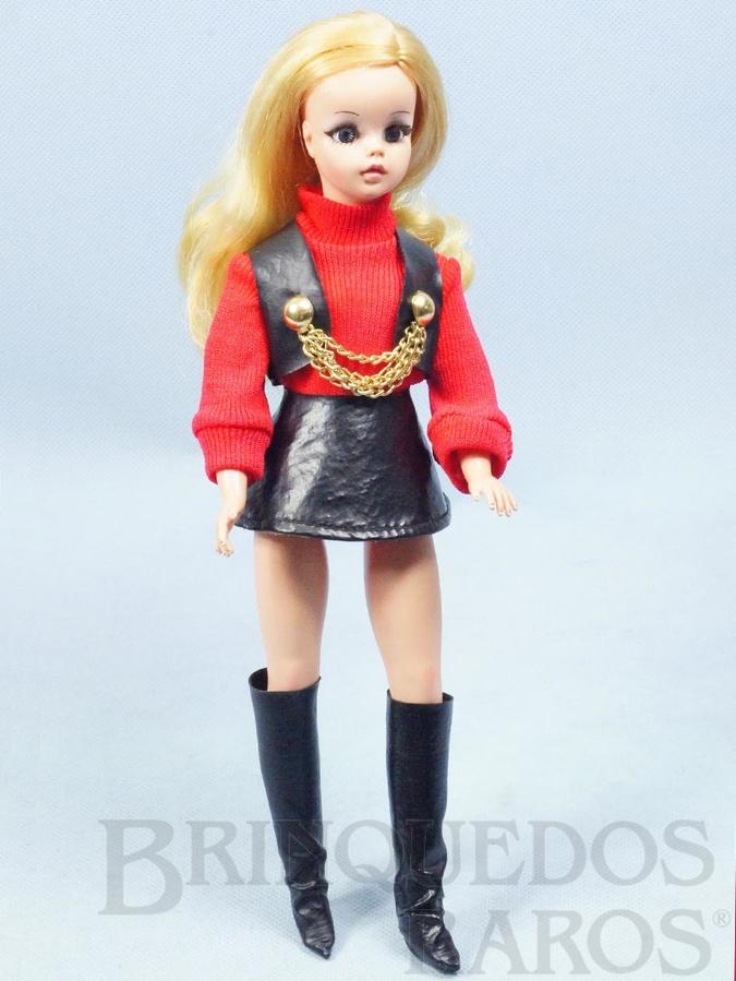 Brinquedo antigo Boneca Susi Série Susi faz Pose Cintura móvel Toda original Perfeito estado Completa Ano 1970